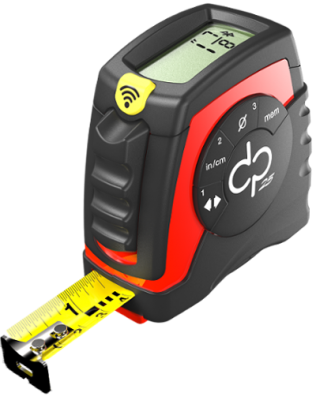Datapro 25 measuring tape